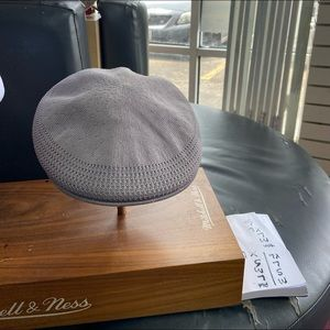 Other - Kangol hat gray real